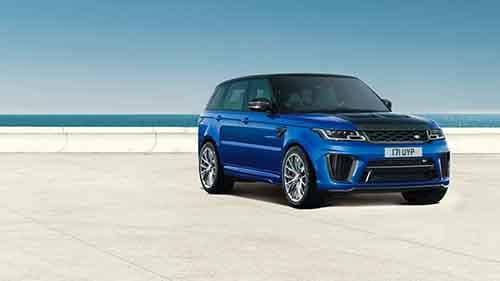 Range Rover Sport SVR Carbon Fiber