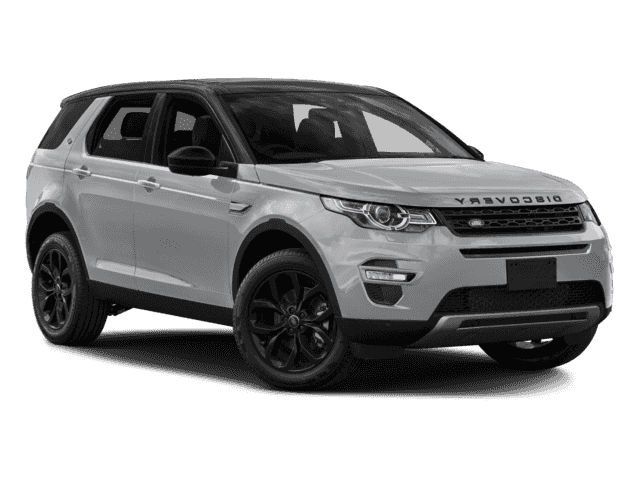 2018 Land Rover Discovery 2