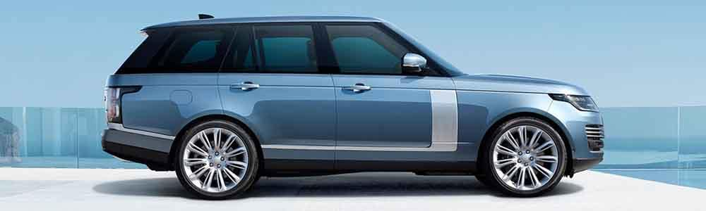 2018 Land Rover Range Rover Banner