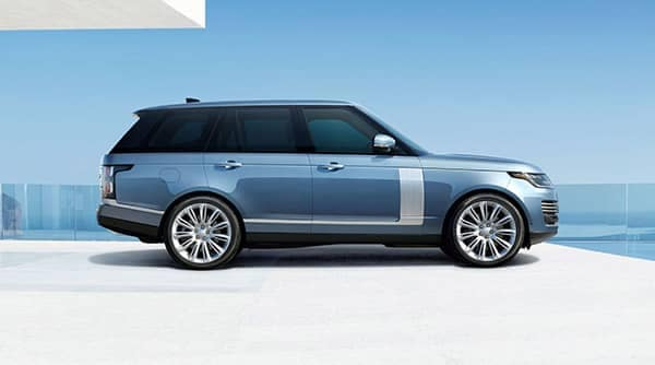 Land Rover Range Rover Exterior Color Options | Land Rover ...
