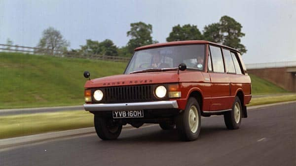 Land Rover 1st Generation