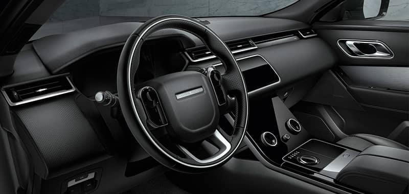 2018 Land Rover Range Rover Velar Interior Dashboard