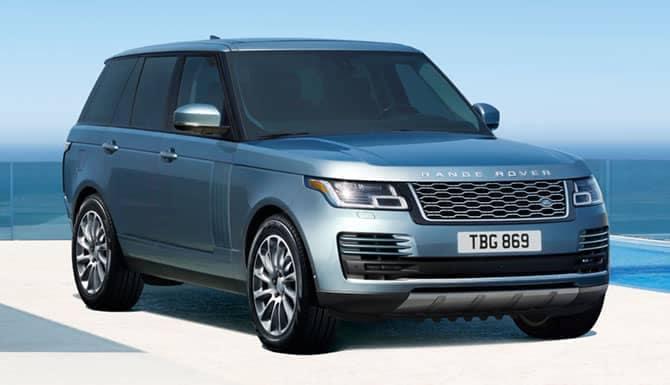 2018 Land Rover Range Rover HSE