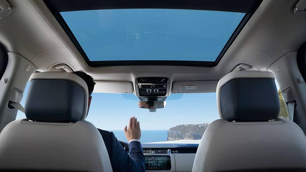 2019 Land Rover Range Rover Interior Features