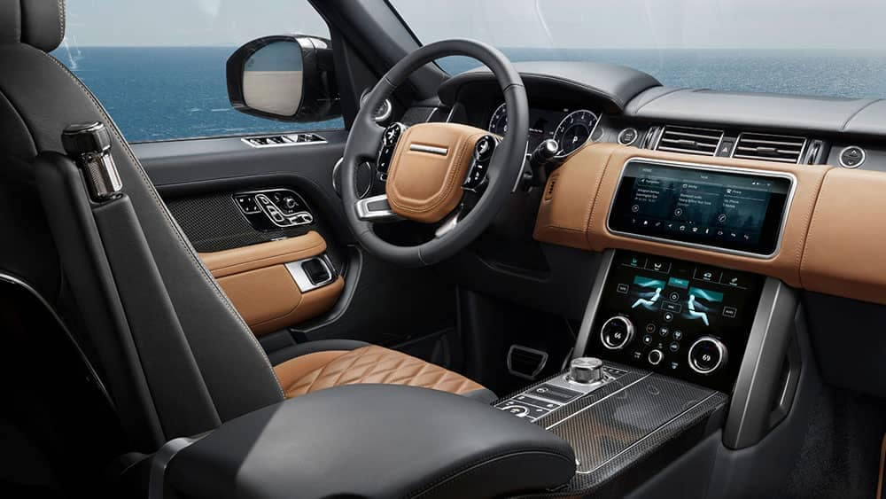 2019 Land Rover Range Rover Interior Features