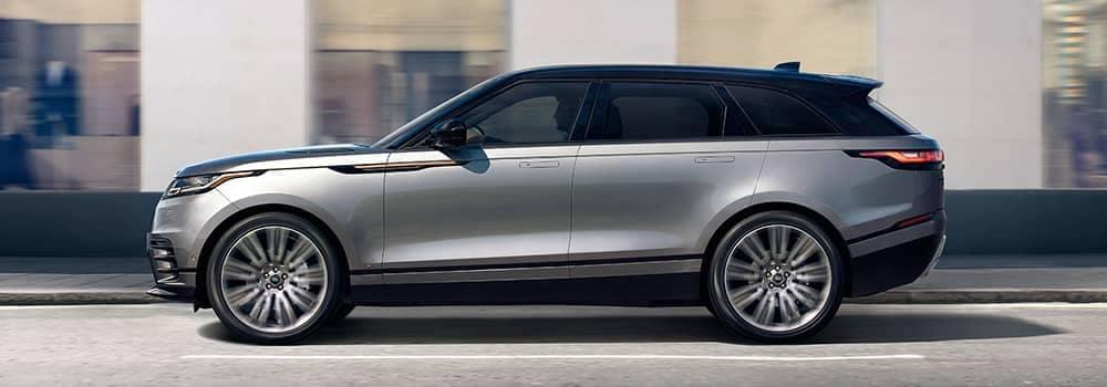 2018 Land Rover Range Rover Velar Driving