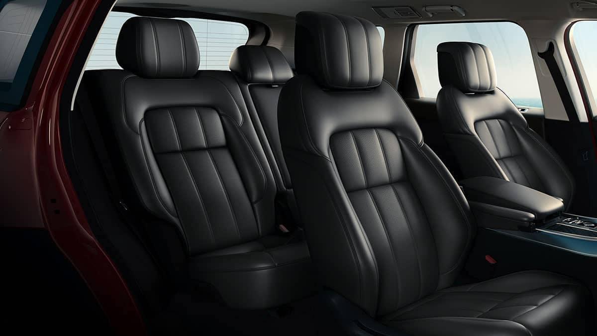 2019 Range Rover Sport Seats
