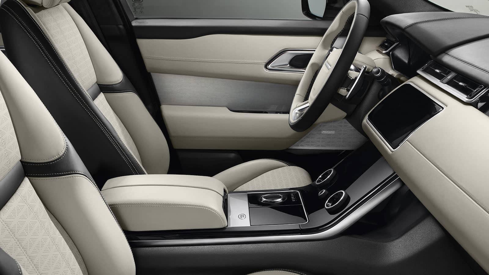 2019 Range Rover Velar Interior Front Seating