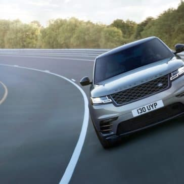 2019 Land Rover Range Rover Driving