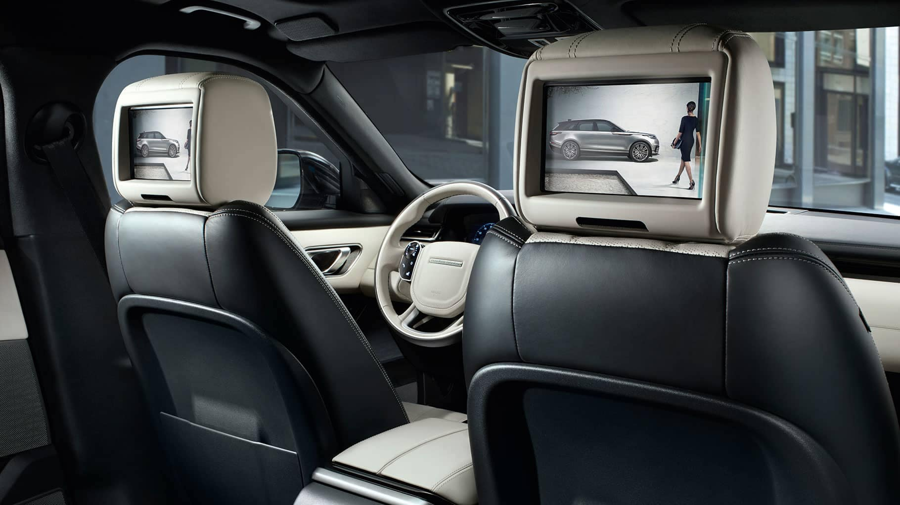 2019 Land Rover Range Rover Velar Interior Features