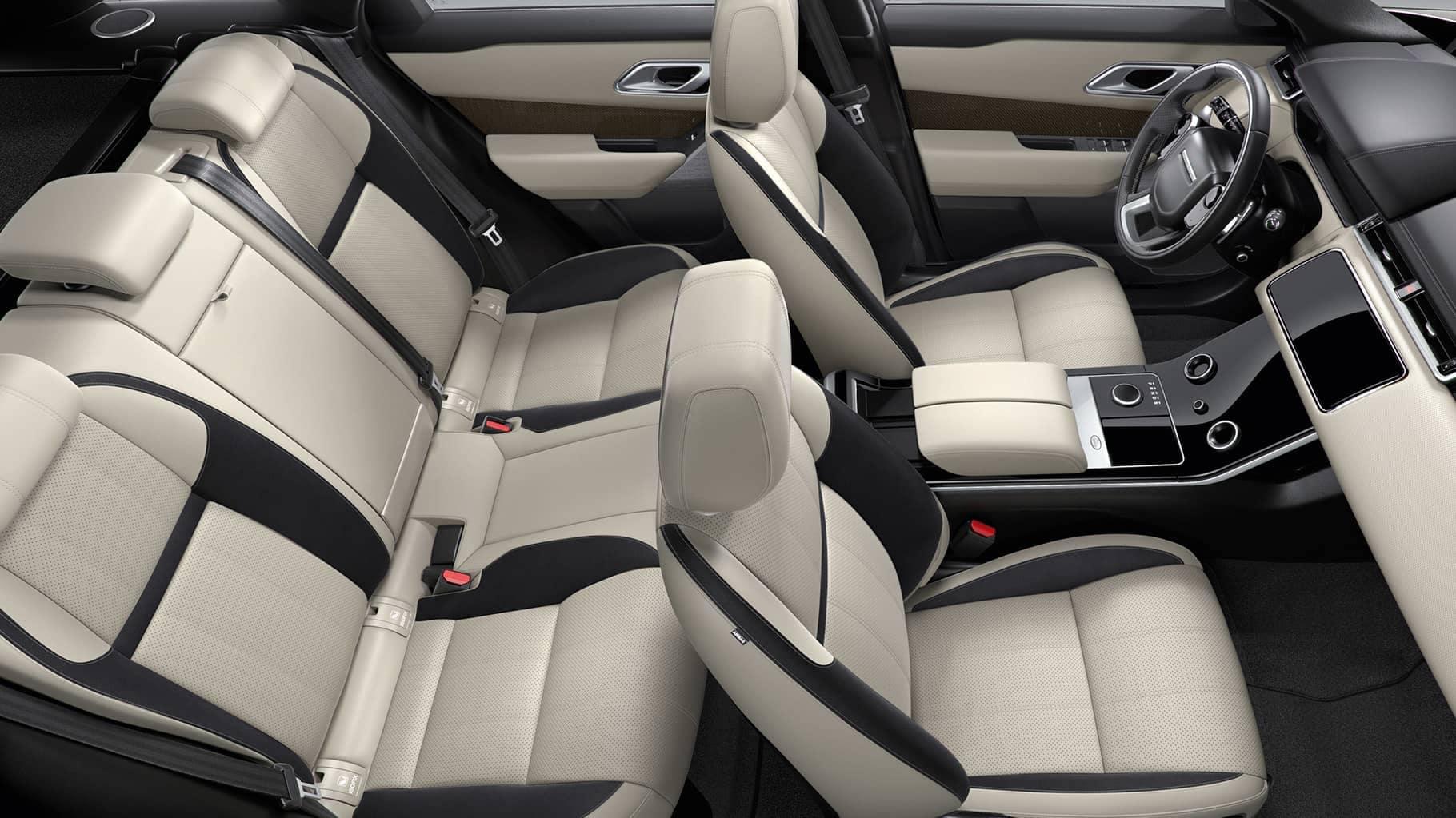 2019 Land Rover Range Rover Velar Interior Seating