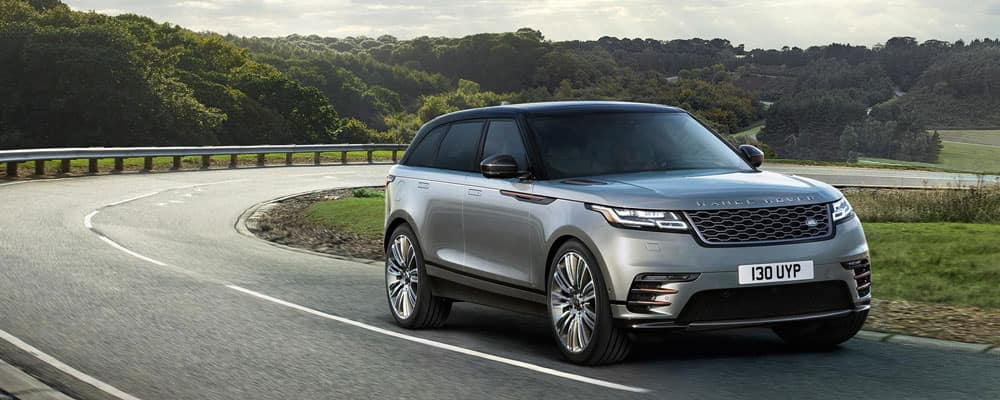 How Much Can The Range Rover Velar Tow Luxury Suv