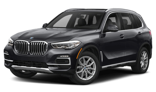 2019 BMW X5 black SUV