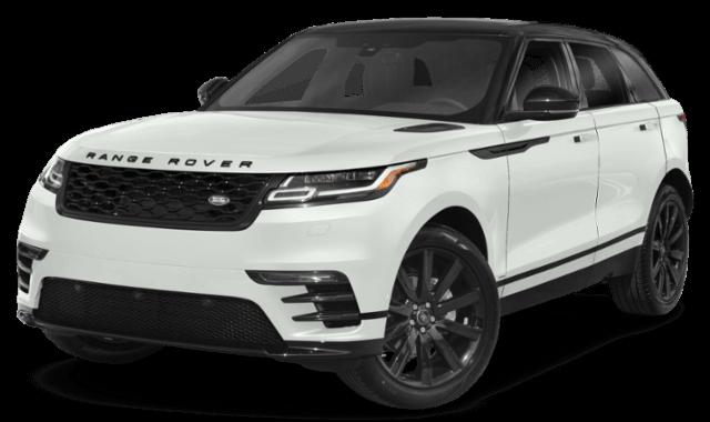 2019 Land Rover Range Rover Velar white SUV