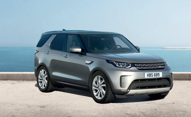 2019 Land Rover Discovery SE 7 Passenger