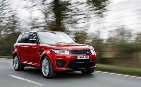2019 Range Rover Sport HSE Navigation & 4WD