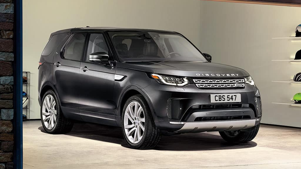 Lease a 2020 Discovery SE DEMO