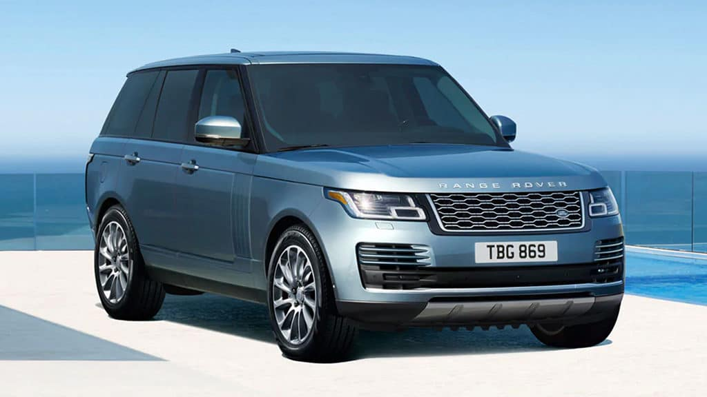 Lease a New 2020 Range Rover
