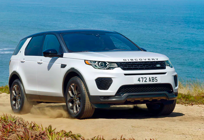 Lease a 2019 Discovery Sport SE