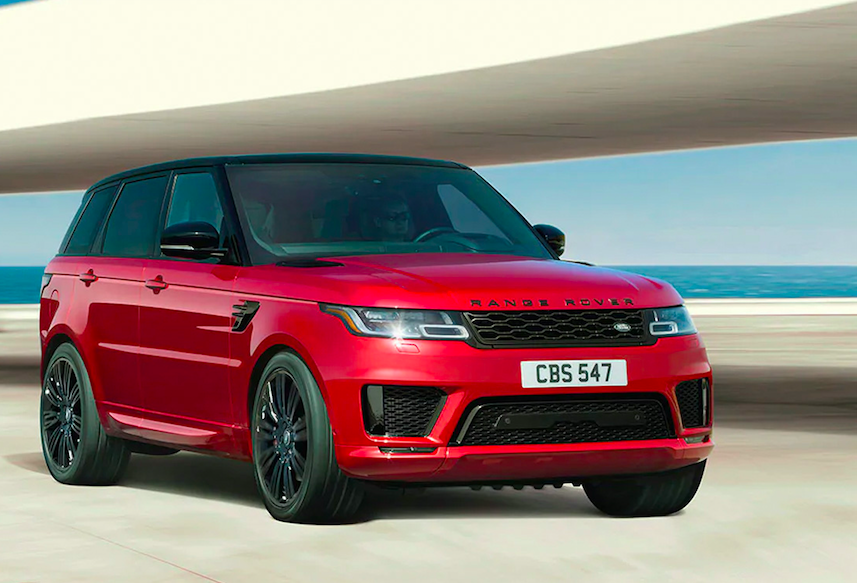 Lease a New 2019 Range Rover Sport HSE