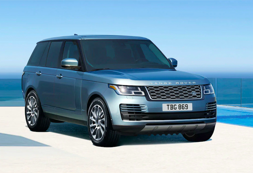 Lease a New 2019 Land Rover Range Rover