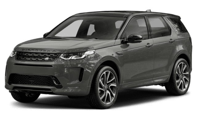 Gray 2020 Land Rover Discovery Sport