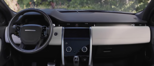 2020 Discovery Sport Interior Features