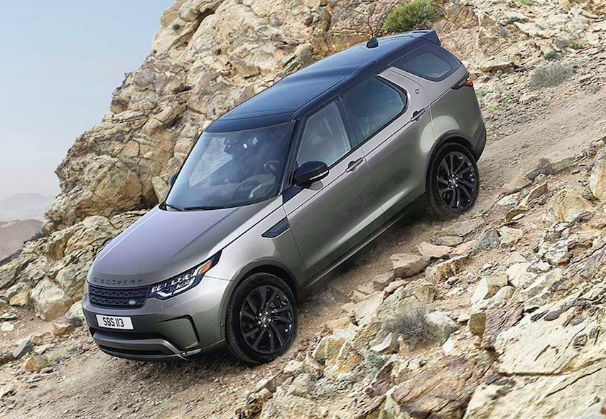 Lease a NEW 2020 Land Rover Discovery SE - 7 Seater!
