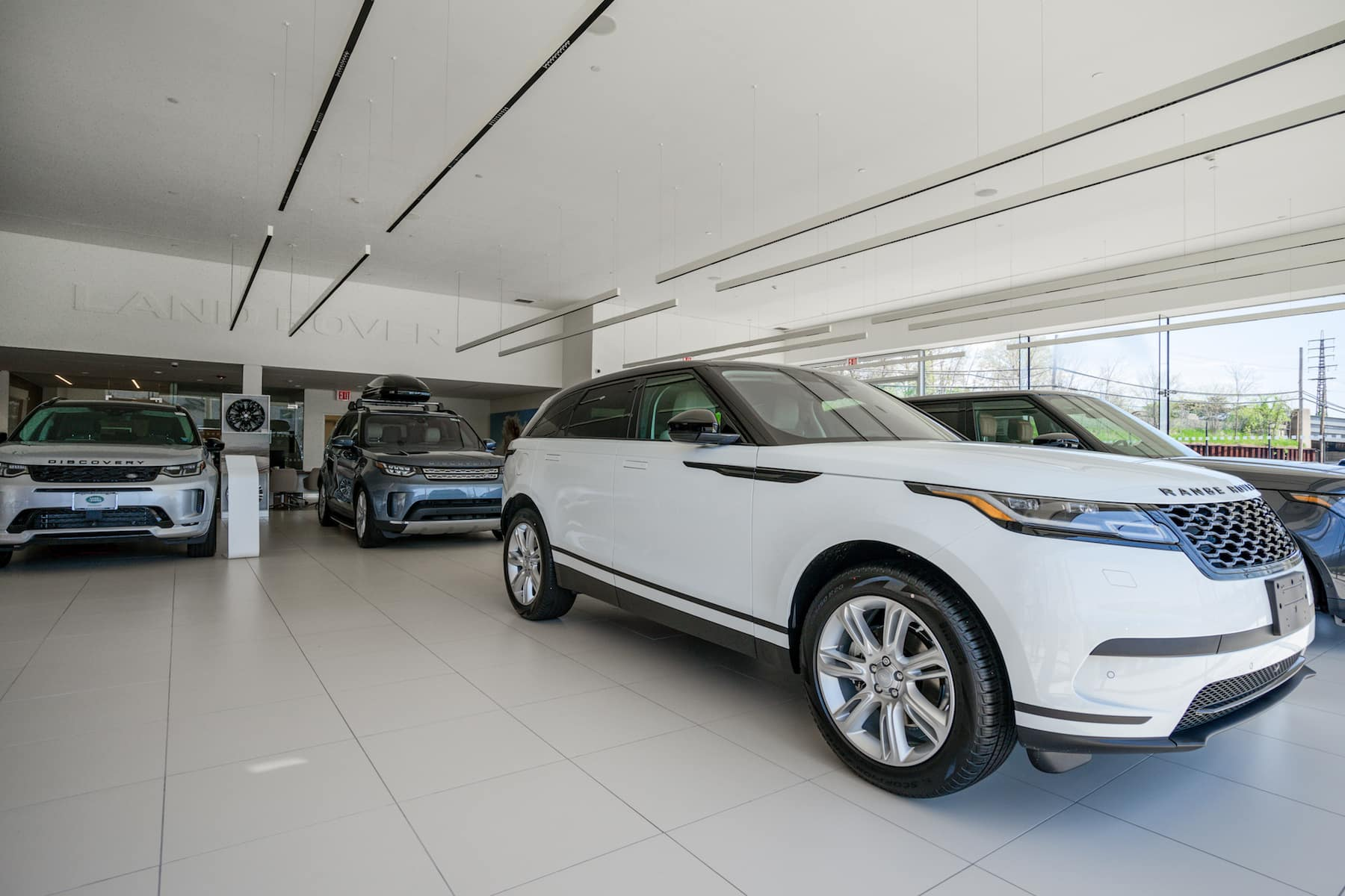 Leasing or Buying a Land Rover