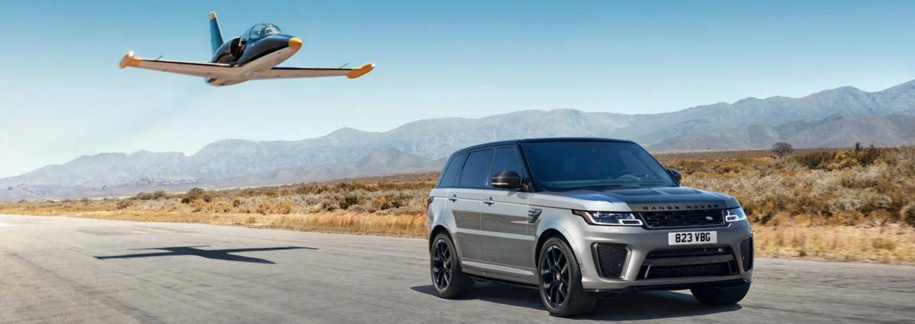 2021 Range Rover Sport Performance