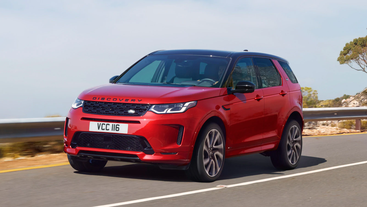 2021 Land Rover Discovery Sport available near Rockville Centre