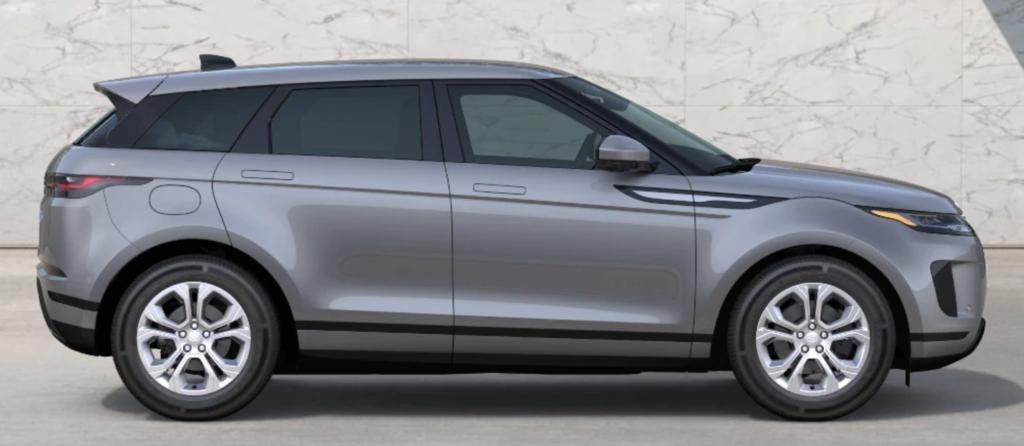 The 2021 Range Rover Evoque in Eiger Grey