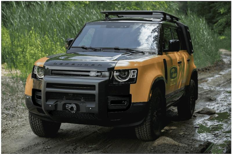 2022 Land Rover Defender Trophy