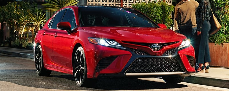 2018 toyota camry review specs price tallahassee toyota dealer. Black Bedroom Furniture Sets. Home Design Ideas