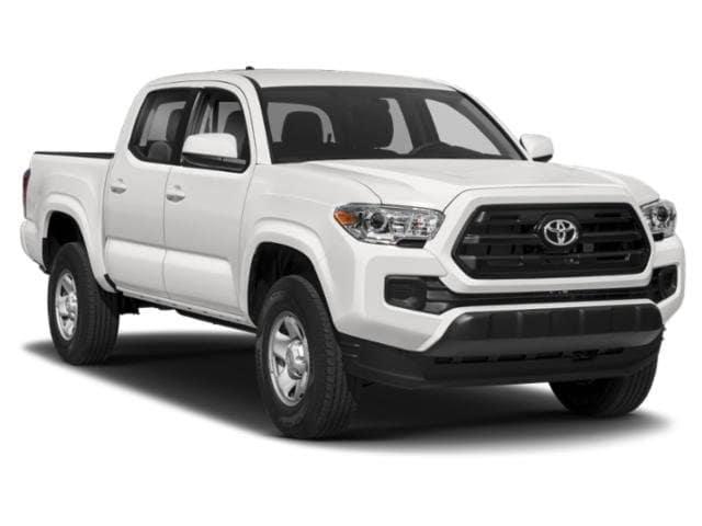 New 2020 Toyota Tacoma SR5 Double Cab V6