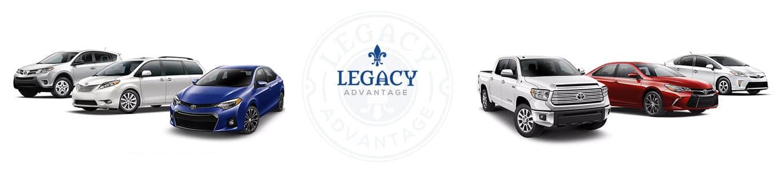 2017 Toyota Lineup, Legacy Toyota Advantage seal