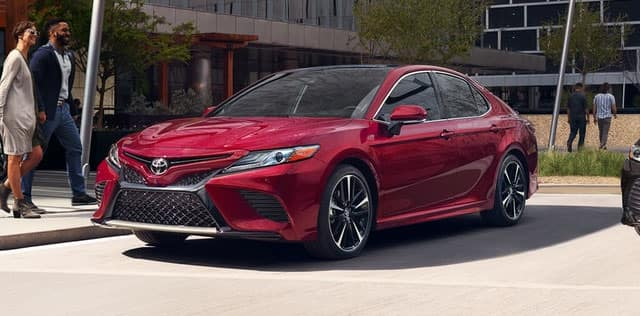 Camry Vs Corolla >> Compare 2018 Toyota Camry Vs Corolla Review Tallahassee