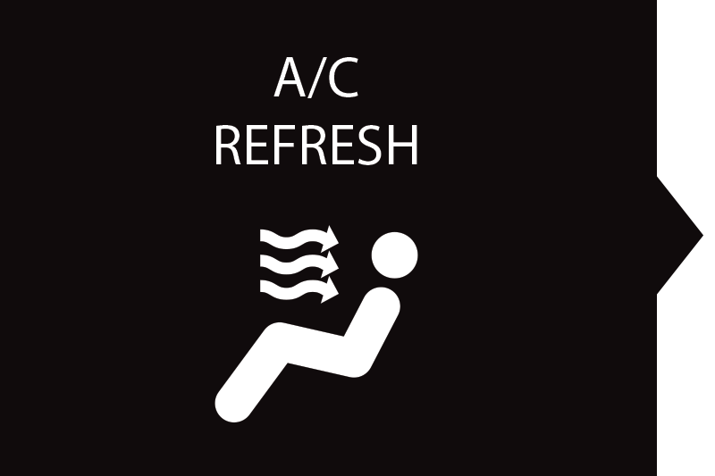 A/C refresh
