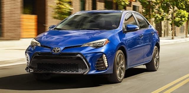 Corolla Vs Civic >> Compare 2018 Toyota Corolla Vs Honda Civic Review