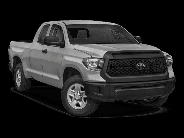 New 2018 Toyota Tundra SR5 Double Cab