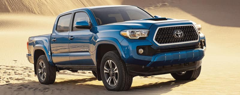 2018 Toyota Tacoma Spec >> 2018 Toyota Tacoma Specs Features Review Tallahassee Fl