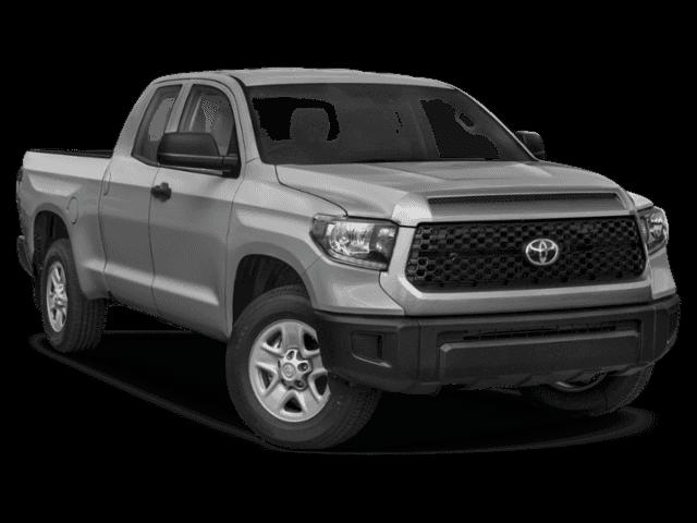 New 2020 Toyota Tundra 4x2 SR5 Double Cab 5.7L V8