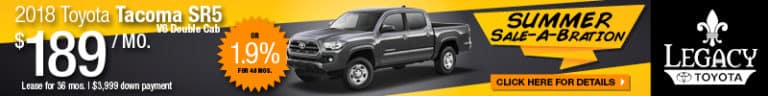 2018 Toyota Tacoma SR5 V6 Double Cab Special Tallahassee FL