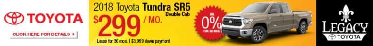 2018 Toyota Tundra SR5 Double Cab Tallahassee FL