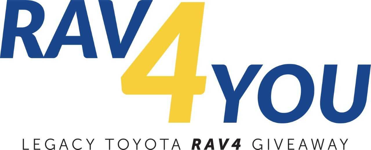 2018 RAV4YOU GIVEAWAY