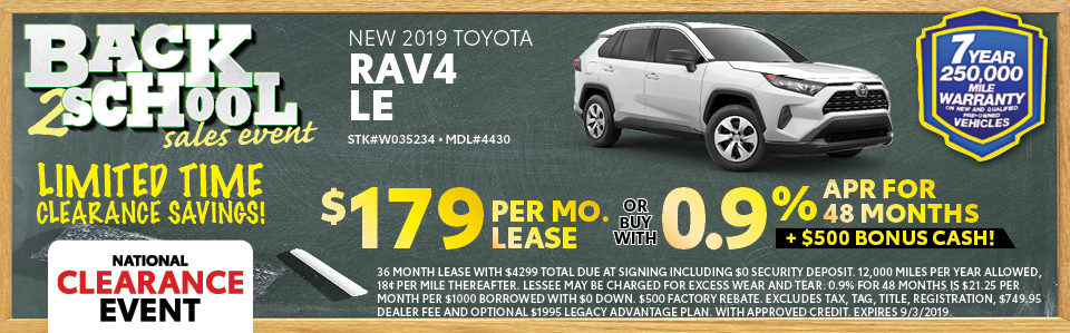 Legacy Toyota | New & Used Car Dealer | Tallahassee, FL