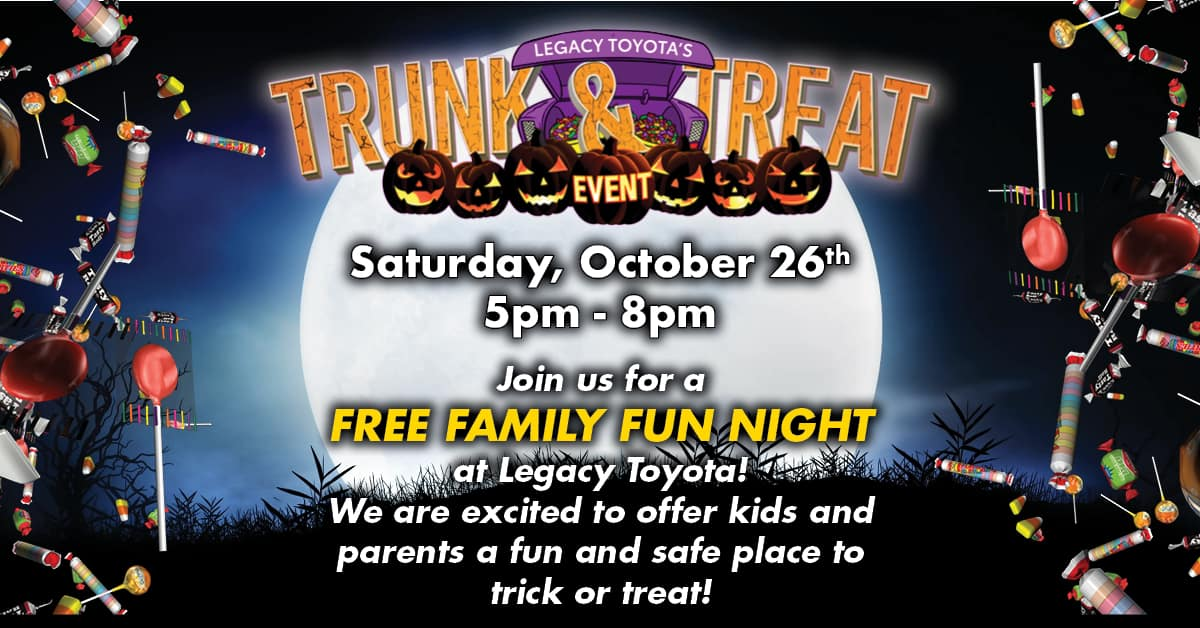 Trunk and Treat Tallahassee FL