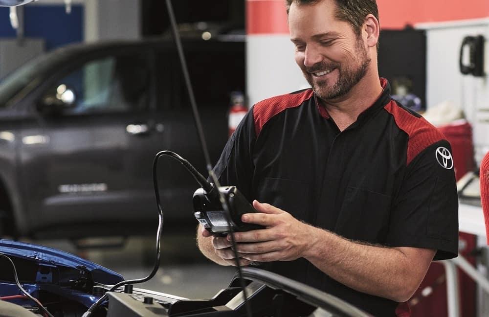 Toyota Inspection