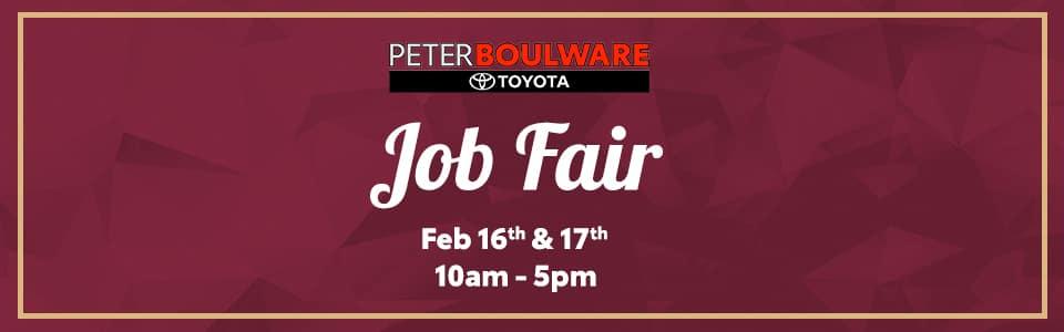 Automotive Job Fair Tallahassee FL