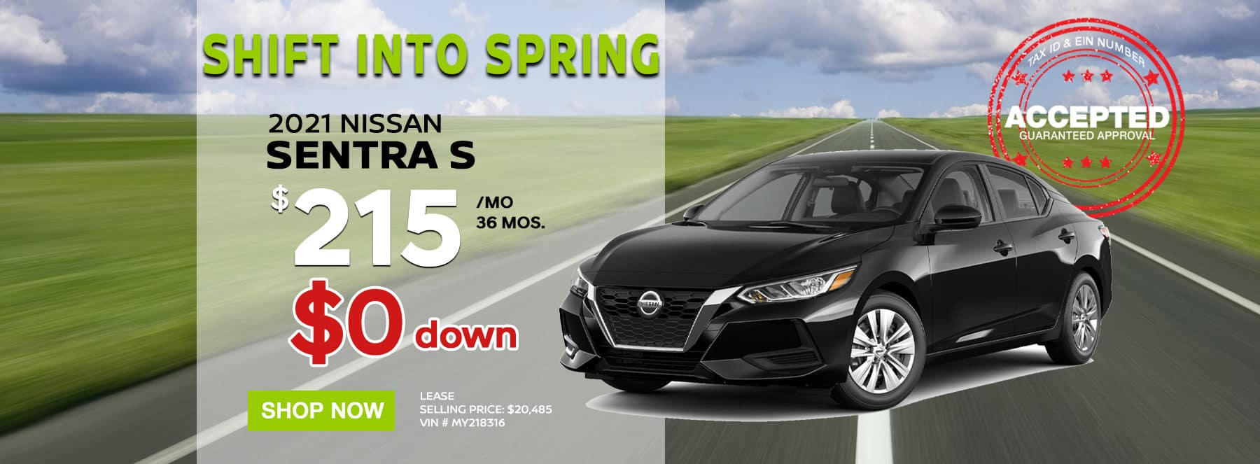 2021 SENTRA S UPDATED